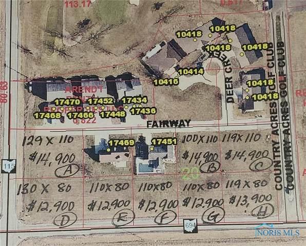 xx Fairway Lot B Drive, Ottawa, OH 45875 (MLS #6073137) :: CCR, Realtors