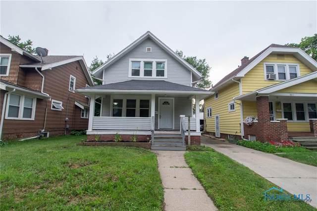 1739 Alvin Street, Toledo, OH 43607 (MLS #6073240) :: CCR, Realtors