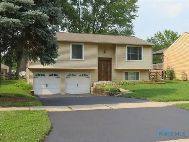 5746 Hunting Creek Road, Toledo, OH 43615 (MLS #6073302) :: CCR, Realtors
