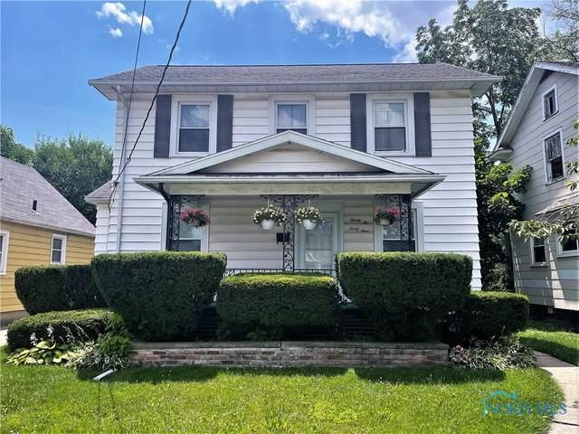 2239 Dunham Street, Toledo, OH 43609 (MLS #6073442) :: CCR, Realtors