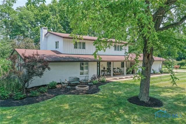 120 Rockledge Circle, Perrysburg, OH 43551 (MLS #6073447) :: CCR, Realtors