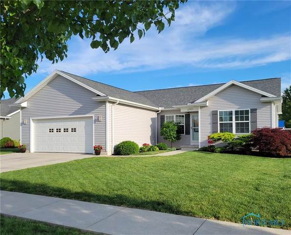 6701 Alexander Drive, Walbridge, OH 43465 (MLS #6073467) :: Key Realty