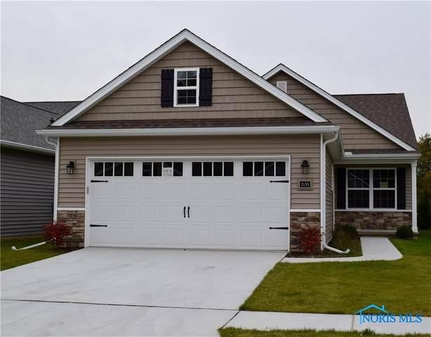 2116 Sunrise Creek Drive #77, Toledo, OH 43615 (MLS #6073484) :: Key Realty