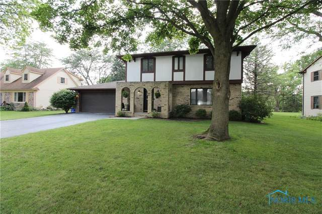 1723 Christopher Lane, Maumee, OH 43537 (MLS #6073558) :: CCR, Realtors