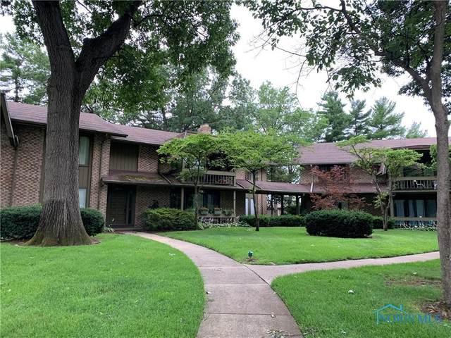 4035 Newcastle Drive 2-H, Sylvania, OH 43560 (MLS #6073559) :: iLink Real Estate