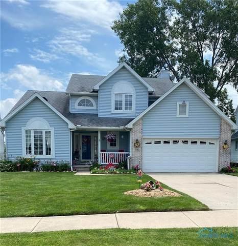 7163 Twin Lakes Road, Perrysburg, OH 43551 (MLS #6073576) :: CCR, Realtors