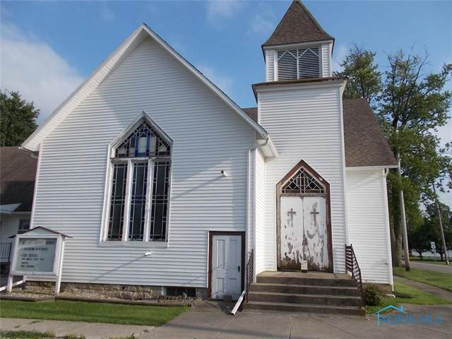 115 Depot Street, Mcclure, OH 43534 (MLS #6073635) :: iLink Real Estate