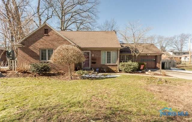 4417 Woodmont Road, Toledo, OH 43613 (MLS #6073654) :: Key Realty