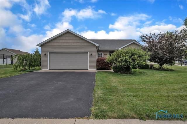 6740 Wesley Drive, Walbridge, OH 43465 (MLS #6073677) :: Key Realty