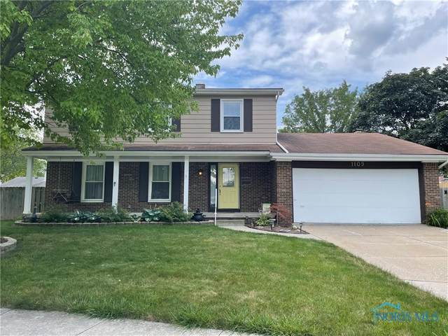 1109 Winghaven Road, Maumee, OH 43537 (MLS #6073692) :: CCR, Realtors