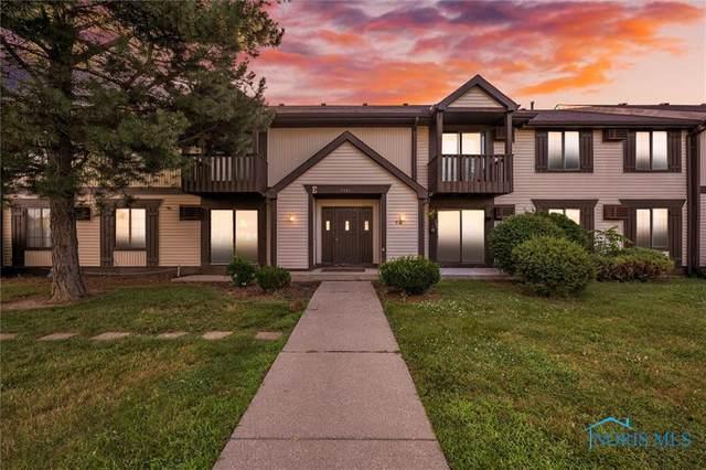 5943 Walnut Circle E14, Toledo, OH 43615 (MLS #6073698) :: Key Realty