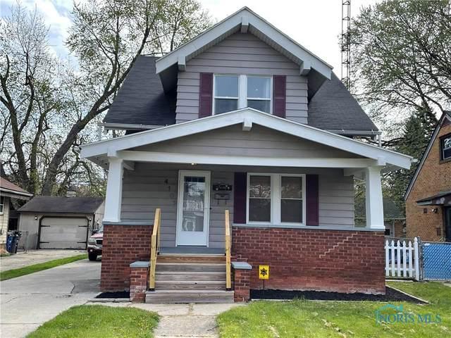 4102 Eastway Street, Toledo, OH 43612 (MLS #6073707) :: CCR, Realtors