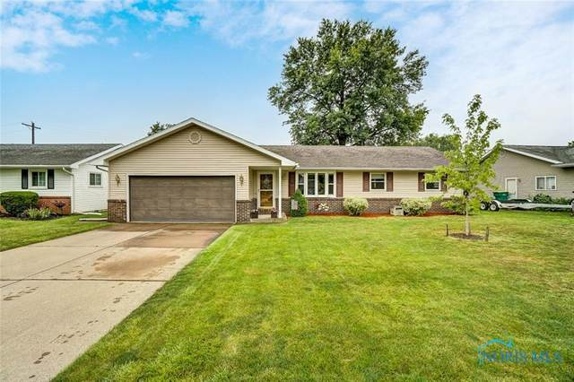539 Sioux Trail, Rossford, OH 43460 (MLS #6073793) :: CCR, Realtors