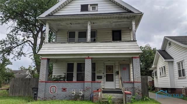 519 Prouty Avenue, Toledo, OH 43609 (MLS #6073861) :: CCR, Realtors