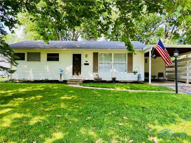 4660 Elmhurst Road, Toledo, OH 43613 (MLS #6073880) :: CCR, Realtors