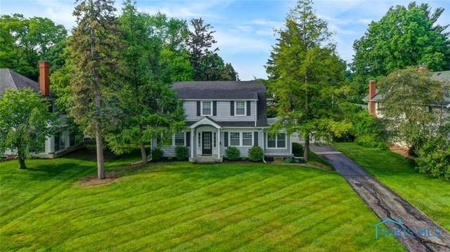 120 Eagle Point Drive, Rossford, OH 43460 (MLS #6073883) :: Key Realty
