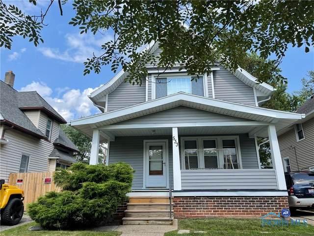 533 Lodge Avenue, Toledo, OH 43609 (MLS #6073987) :: CCR, Realtors