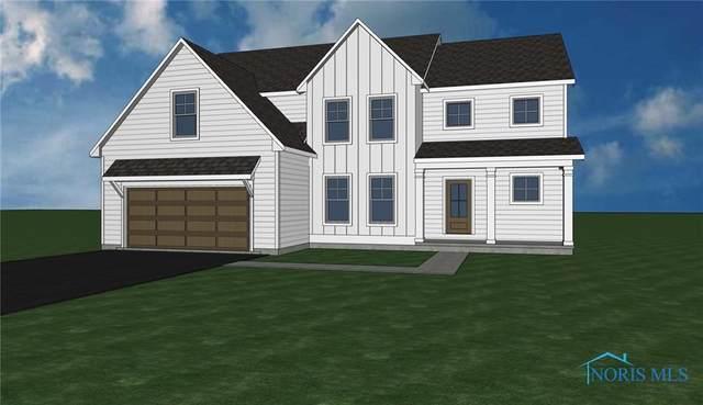 2657 Woods Edge Road, Perrysburg, OH 43551 (MLS #6073990) :: CCR, Realtors