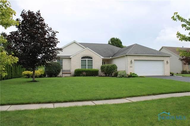 4421 Prairie Creek Lane, Maumee, OH 43537 (MLS #6074017) :: CCR, Realtors