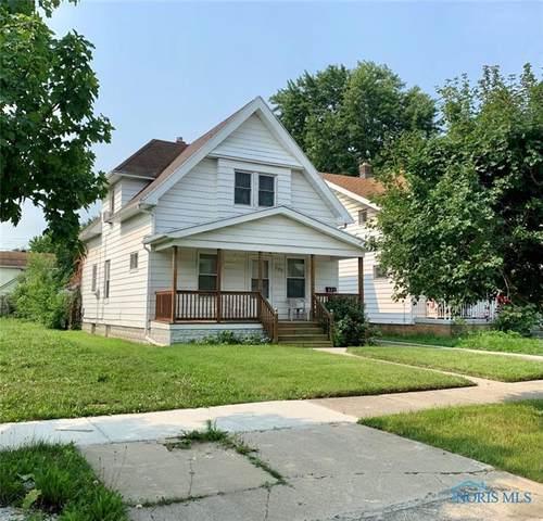 532 E Streicher Street, Toledo, OH 43608 (MLS #6074036) :: Krch Realty