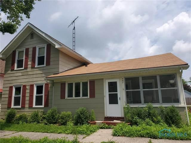 347 Augusta Street, Elmore, OH 43416 (MLS #6074037) :: RE/MAX Masters