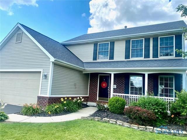 1680 Horseshoe Bend Drive, Perrysburg, OH 43551 (MLS #6074081) :: iLink Real Estate