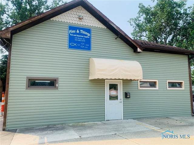 115 Water Street, Woodville, OH 43469 (MLS #6074094) :: CCR, Realtors