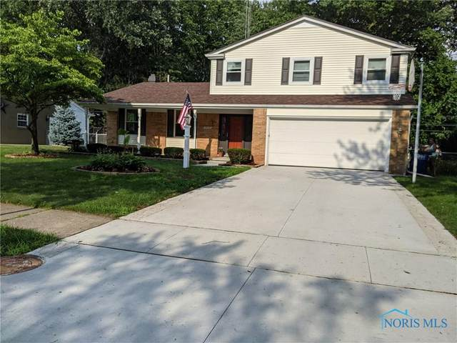 5938 Meadowvale Drive, Toledo, OH 43613 (MLS #6074129) :: CCR, Realtors