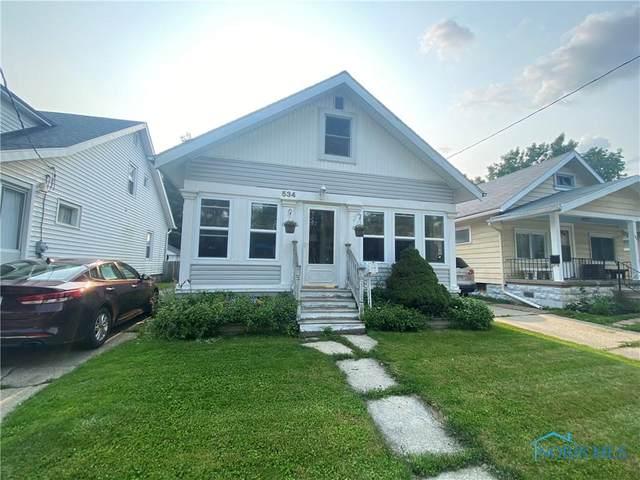 534 Woodsdale Avenue, Toledo, OH 43609 (MLS #6074146) :: Key Realty