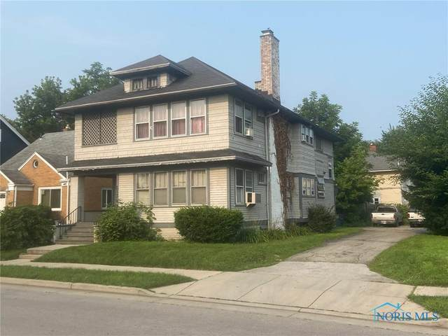 2139 Evansdale Avenue, Toledo, OH 43607 (MLS #6074151) :: RE/MAX Masters