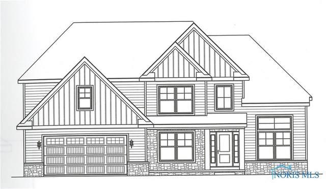2669 Woods Edge Road, Perrysburg, OH 43551 (MLS #6074165) :: Key Realty