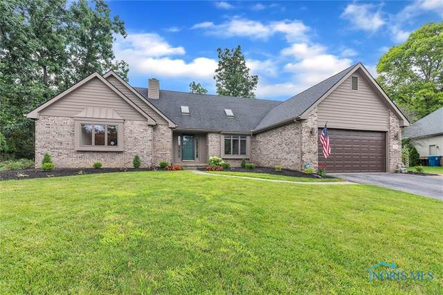 7739 Gillcrest Road, Sylvania, OH 43560 (MLS #6074206) :: iLink Real Estate