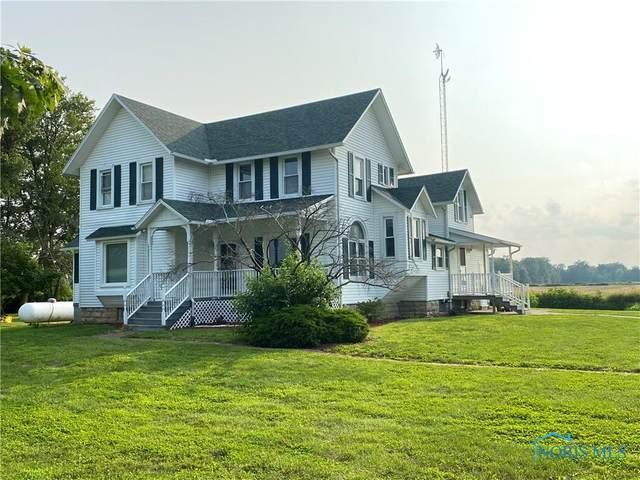 3668 Woodrick Road, Oak Harbor, OH 43449 (MLS #6074214) :: RE/MAX Masters