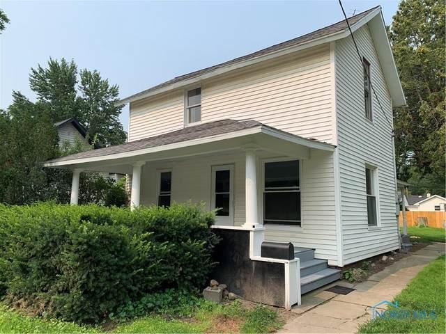 128 Harrison Avenue, Swanton, OH 43558 (MLS #6074234) :: Key Realty