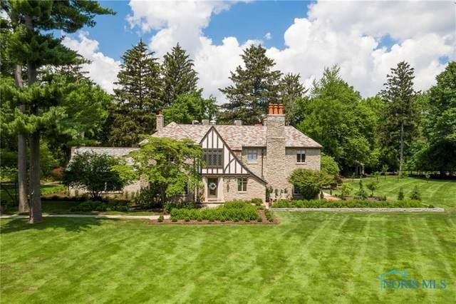 4400 Brookside Road, Ottawa Hills, OH 43615 (MLS #6074247) :: iLink Real Estate