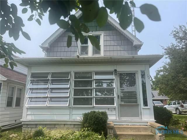 152 Oak Street, Rossford, OH 43460 (MLS #6074284) :: iLink Real Estate