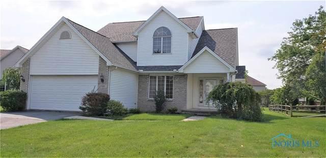 7155 E Lake Court, Perrysburg, OH 43551 (MLS #6074289) :: Key Realty