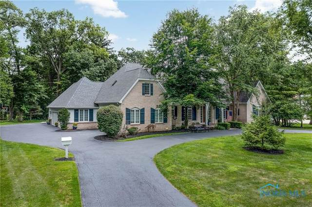 4614 Brookside Road, Ottawa Hills, OH 43615 (MLS #6074336) :: iLink Real Estate