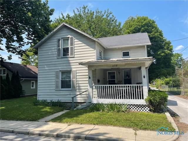 438 S Prospect Street, Bowling Green, OH 43402 (MLS #6074353) :: CCR, Realtors