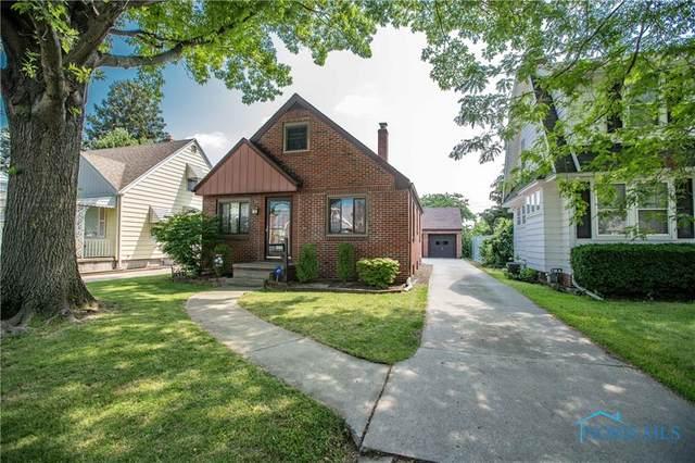 1421 Stanwix Drive, Toledo, OH 43614 (MLS #6074363) :: Key Realty