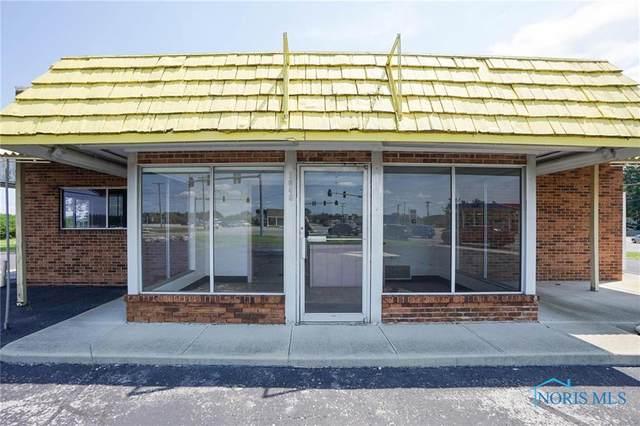 1845 Fostoria Avenue, Findlay, OH 45840 (MLS #6074383) :: Key Realty