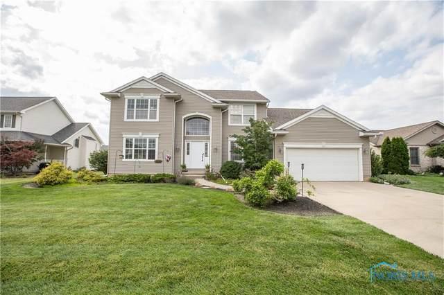 1450 S Redhawk Drive, Perrysburg, OH 43551 (MLS #6074401) :: Key Realty