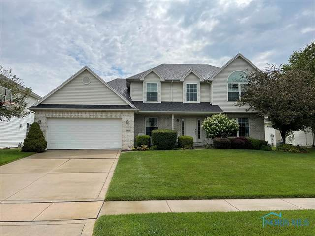 5958 Porsha Drive, Sylvania, OH 43560 (MLS #6074411) :: iLink Real Estate