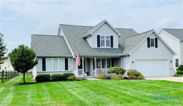 4160 Ranchers Circle, Maumee, OH 43537 (MLS #6074415) :: iLink Real Estate
