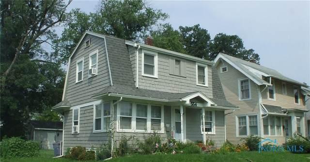 554 Brighton Avenue, Toledo, OH 43609 (MLS #6074440) :: CCR, Realtors