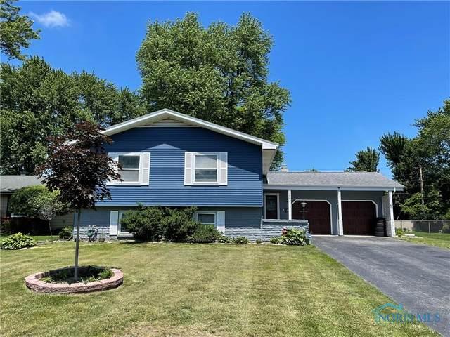 1843 Rose Arbor Drive, Toledo, OH 43614 (MLS #6074447) :: CCR, Realtors