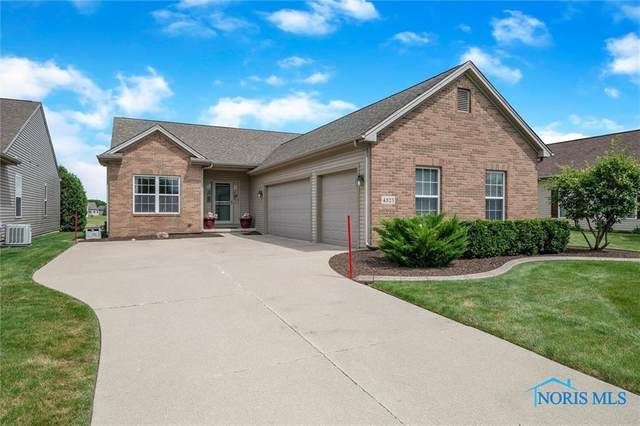 4825 Starboard Drive, Maumee, OH 43537 (MLS #6074459) :: CCR, Realtors