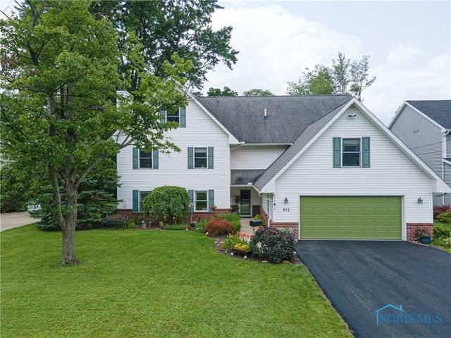 972 Hickory Street, Perrysburg, OH 43551 (MLS #6074467) :: Key Realty