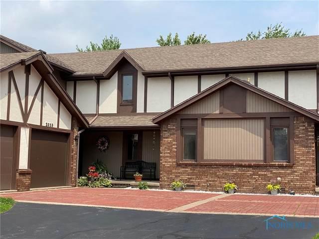 1215 Hidden Ridge Road F, Toledo, OH 43615 (MLS #6074530) :: RE/MAX Masters