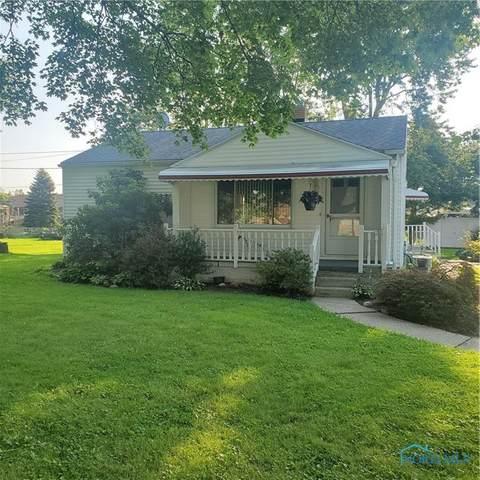 151 Taylor Road, Oregon, OH 43616 (MLS #6074542) :: Key Realty